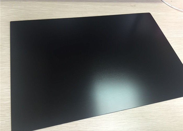 5005 Silver Hard Coated Anodized Aluminum , Anodized Aluminum Panels
